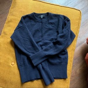 Uniqlo cashmere sweater